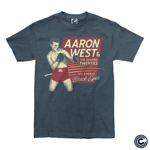 "Aaron West & The Roaring Twenties ""Black Eyes Boxer"" Shirt"