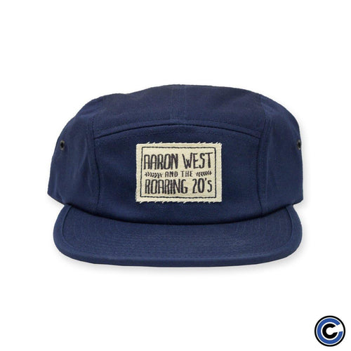 "Aaron West & The Roaring Twenties ""Coffee Patch"" 5-Panel Hat"