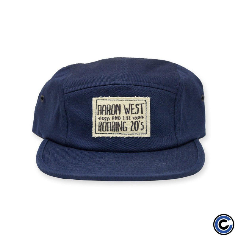 "Aaron West and the Roaring Twenties ""Coffee Patch"" 5-Panel Hat"