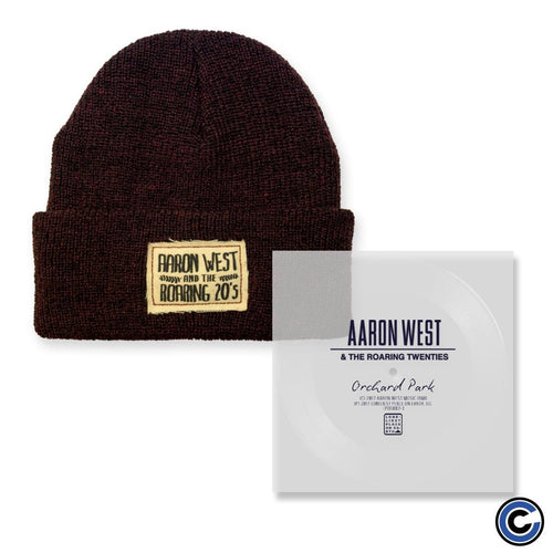 "Aaron West and the Roaring Twenties ""Orchard Park"" 7"" Beanie Bundle"