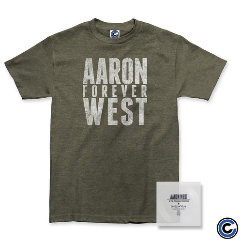 "Aaron West and the Roaring Twenties ""Orchard Park"" Flexi + Shirt Bundle"