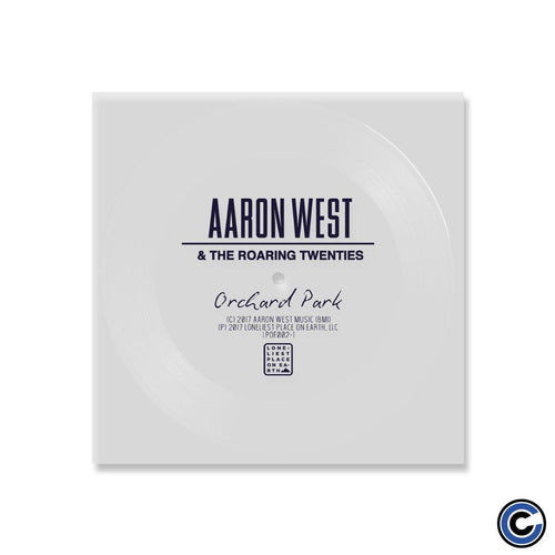 "Aaron West and the Roaring Twenties ""Orchard Park"" 7"" Flexi"