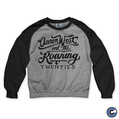 "Aaron West and the Roaring Twenties ""Patch"" Crewneck"