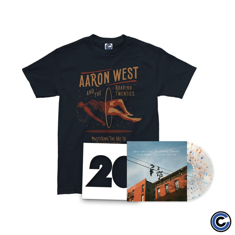 "Aaron West And The Roaring Twenties ""Routine Maintenance"" Shirt Bundle"