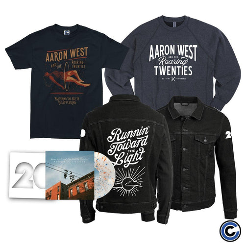 "Aaron West And The Roaring Twenties ""Routine Maintenance"" Ultimate Bundle"