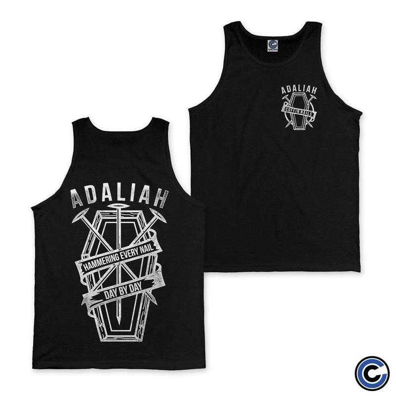 "Adaliah ""Every Nail"" Tank Top"