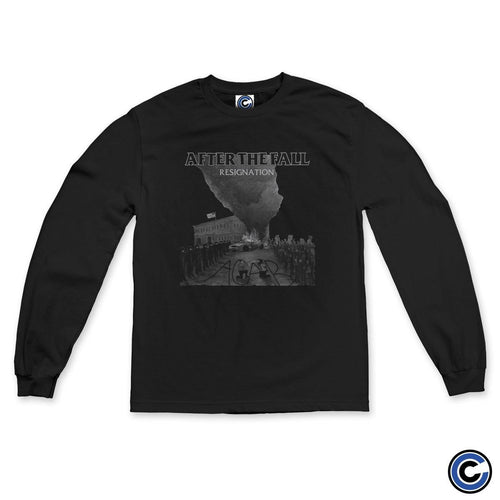 "Buy – After the Fall ""Resignation"" Long Sleeve – Band & Music Merch – Cold Cuts Merch"