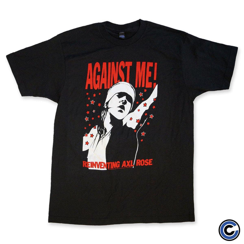 "Against Me ""Reinventing"" Shirt"