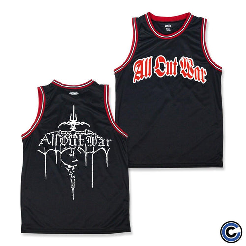 "Buy Now – All Out War ""Logo"" Jersey – Cold Cuts Merch"