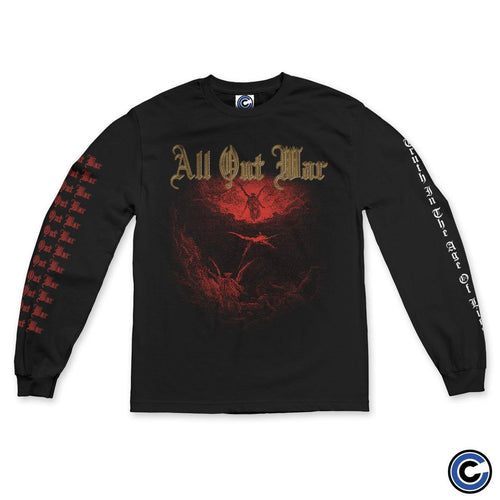 "Buy – All Out War ""Truth In The Age Of Lies"" Long Sleeve – Band & Music Merch – Cold Cuts Merch"