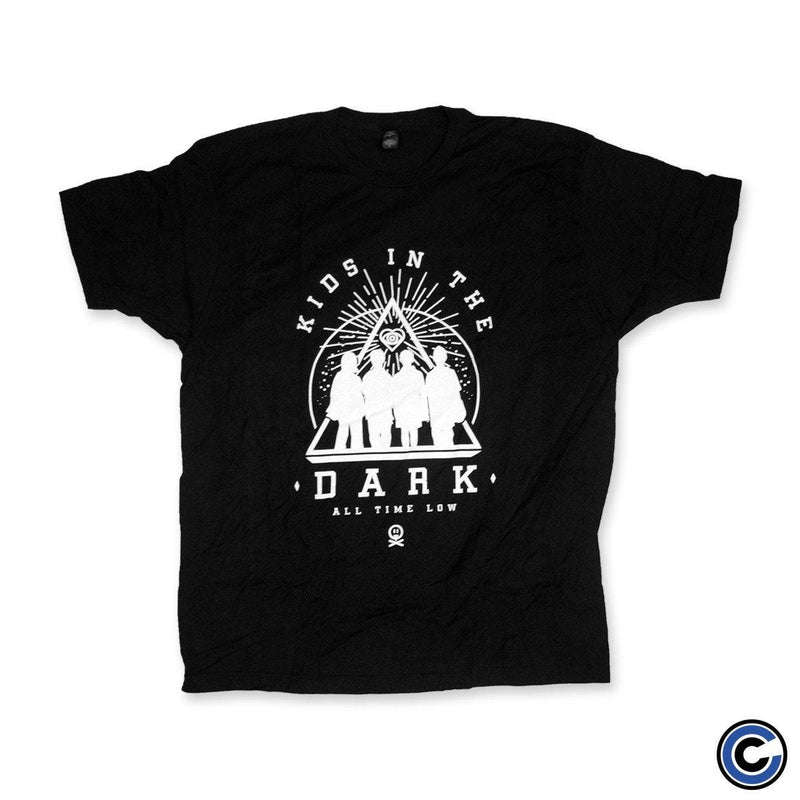 "Buy – All Time Low ""Kids In The Dark"" Shirt – Band & Music Merch – Cold Cuts Merch"