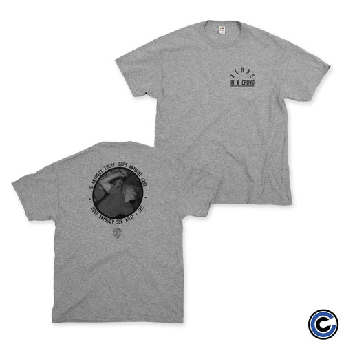 "Alone In A Crowd ""Live Circle"" Shirt"