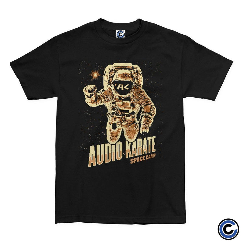 "Audio Karate ""8Bit Astronaut"" Shirt"