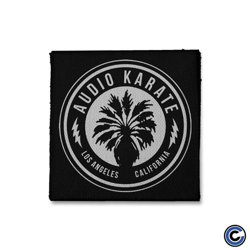 "Audio Karate ""Palms"" Patch"