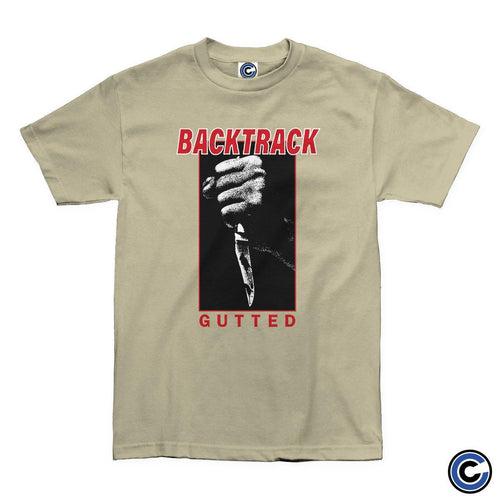 "Buy – Backtrack ""Gutted"" Shirt – Band & Music Merch – Cold Cuts Merch"