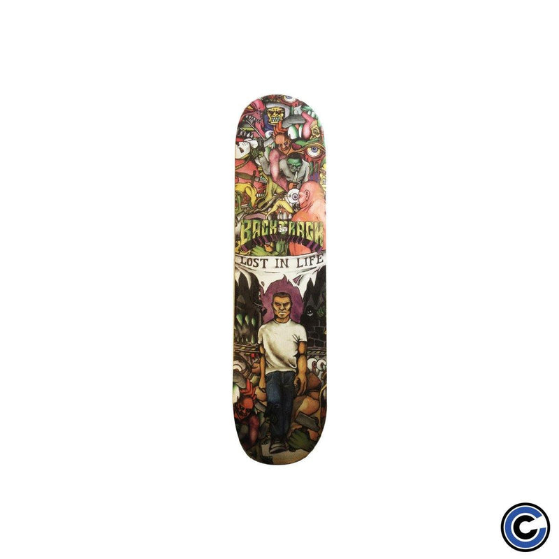 Backtrack Skate Deck