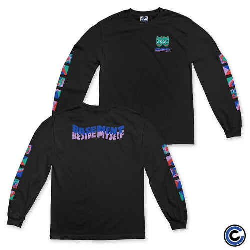 "Basement ""Two Masks"" Long Sleeve"