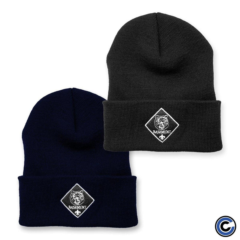 "Buy Now – Basement ""Bear"" Beanie – Cold Cuts Merch"