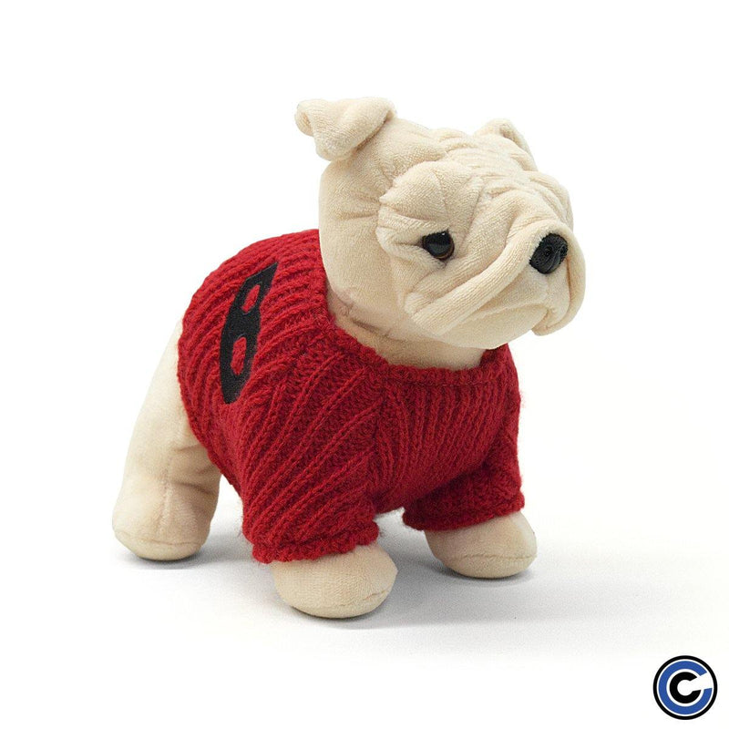 "Basement ""Bulldog"" Plush"