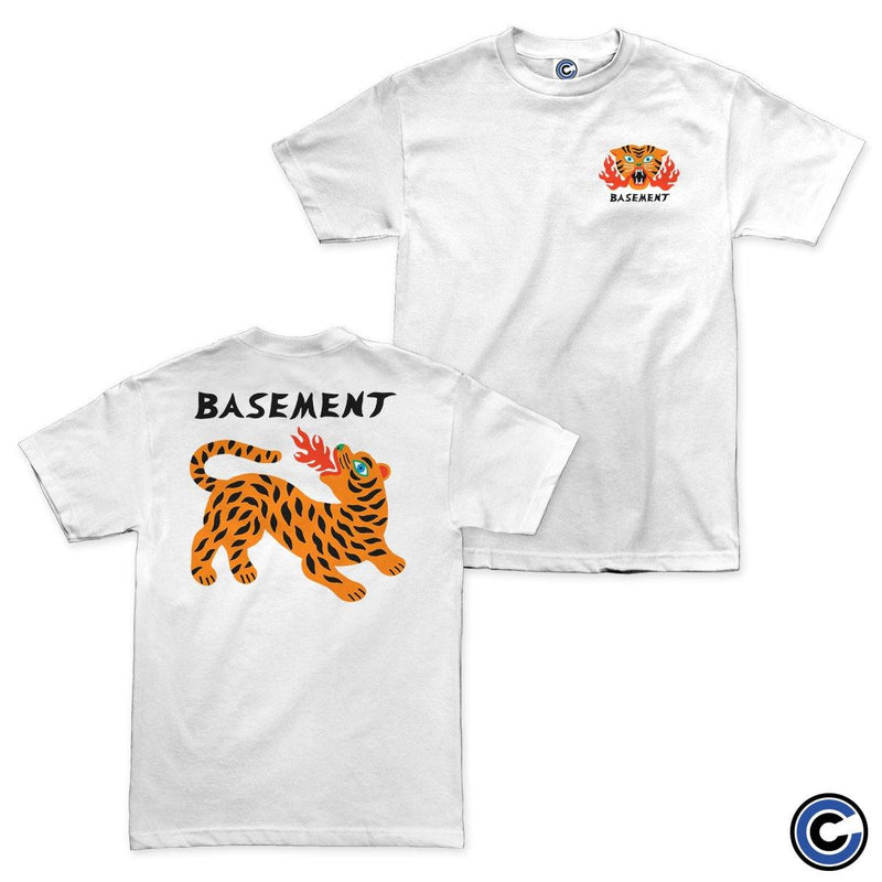 "Basement ""Burning Tiger"" Shirt"