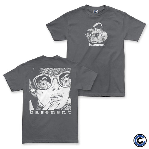 "Buy – Basement ""Couple"" Shirt – Band & Music Merch – Cold Cuts Merch"