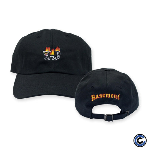 "Basement ""Fire Cat"" Hat"