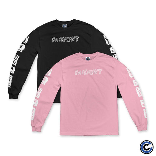 "Basement ""High Low"" Long Sleeve"