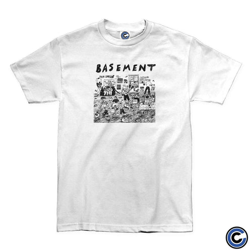 "Basement ""The Squat"" Shirt"