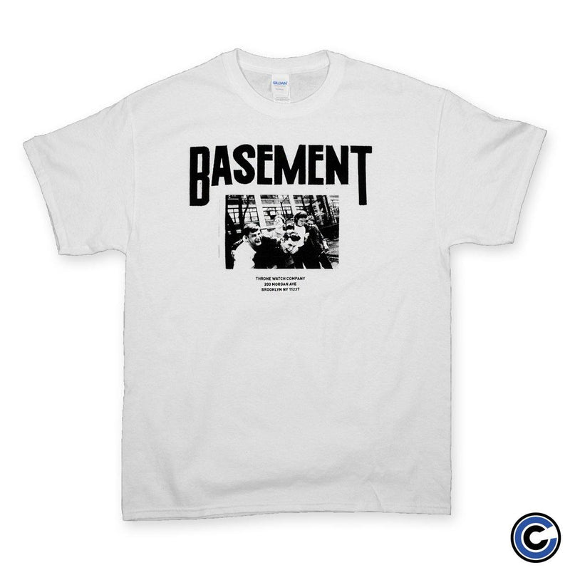 "Basement ""Listening Party"" Shirt"