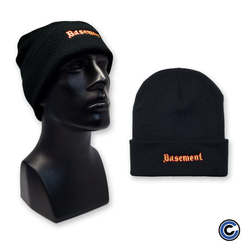 "Basement ""Text"" Beanie"