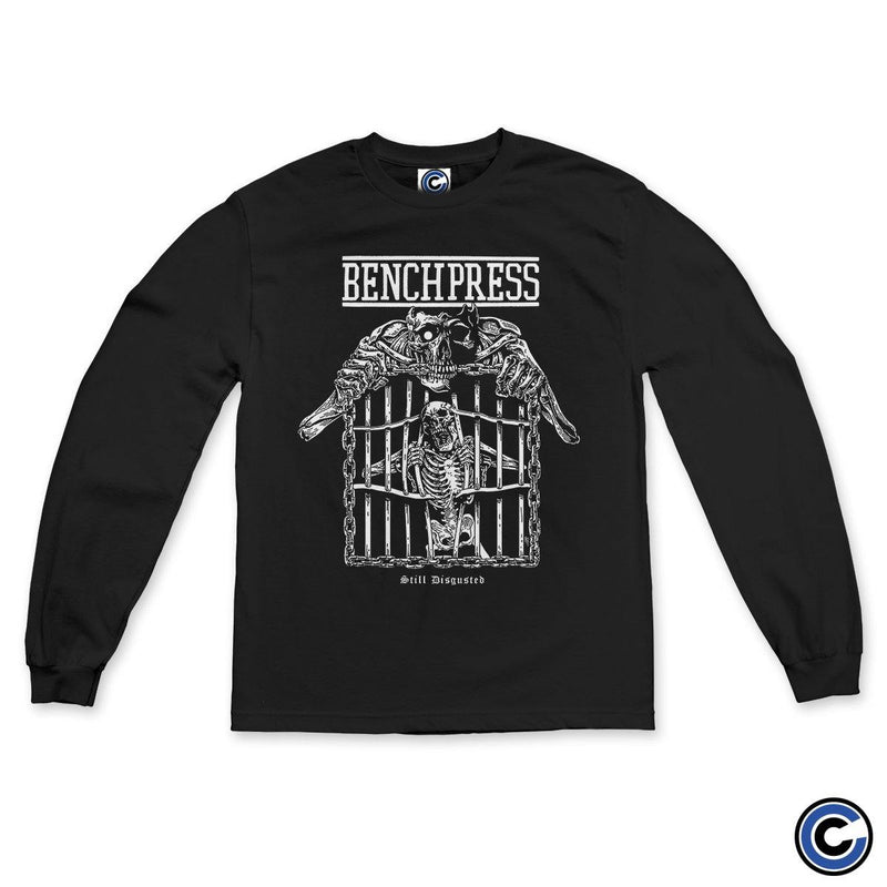 "Benchpress ""Still Disgusted"" Long Sleeve"