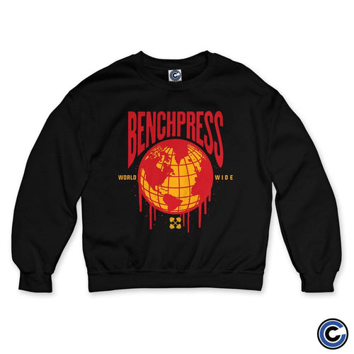 "Benchpress ""Worldwide"" Crewneck"