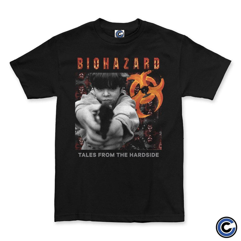 "Buy Now – Biohazard ""Tales From The Hardside"" Shirt – Cold Cuts Merch"