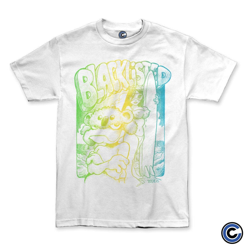 "Blacklisted ""Surfer Color"" Shirt"