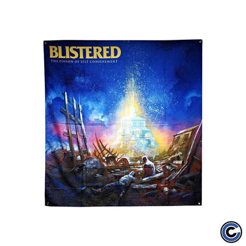 "Buy Now – Blistered ""TPOSC"" Flag – Cold Cuts Merch"