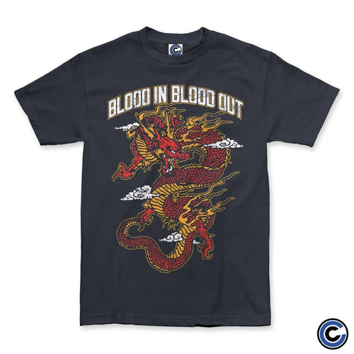 "Blood In Blood Out ""Dragon"" Shirt"