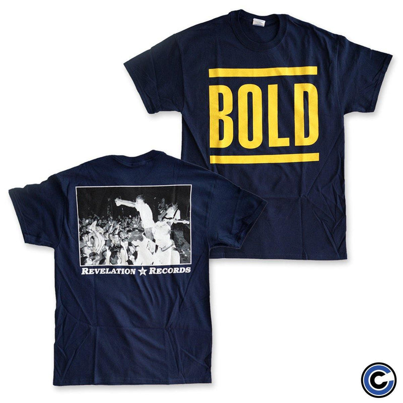 "Bold ""Bars"" Shirt"