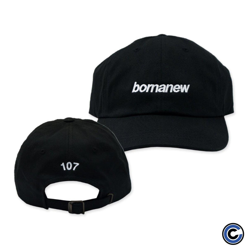 "Born A New ""107"" Hat"