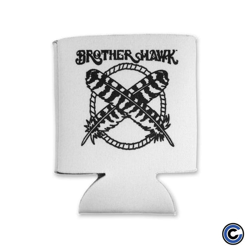 "Brother Hawk ""Feathers"" Koozie"