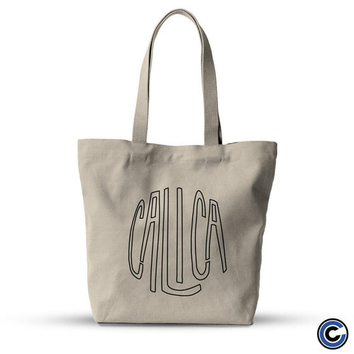 "Calica ""Round"" Tote Bag"