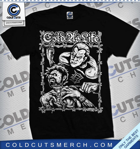 "Cold As Life ""Choke"" Shirt"