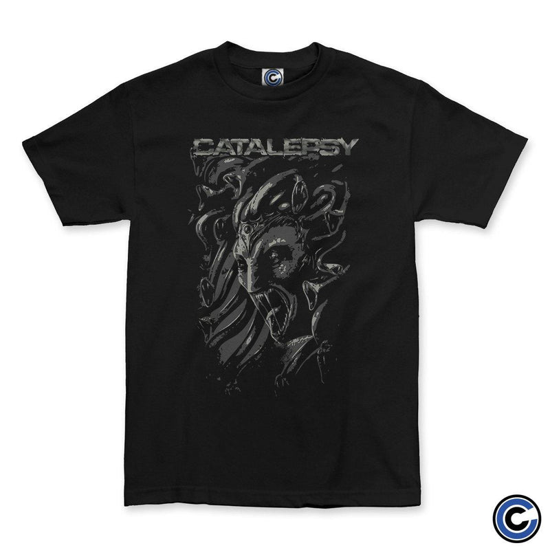 "Buy Now – Catalepsy ""Medusa"" Shirt – Cold Cuts Merch"