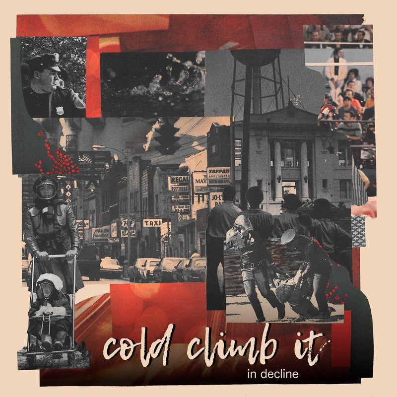 "Cold Climb It ""In Decline"" CD"