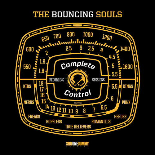 "The Bouncing Souls ""Complete Control Sessions"" 10"""