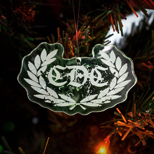 "CDC ""Laurels"" Ornament"