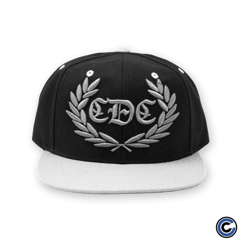 "Buy – CDC ""3D Crest"" Snapback – Band & Music Merch – Cold Cuts Merch"
