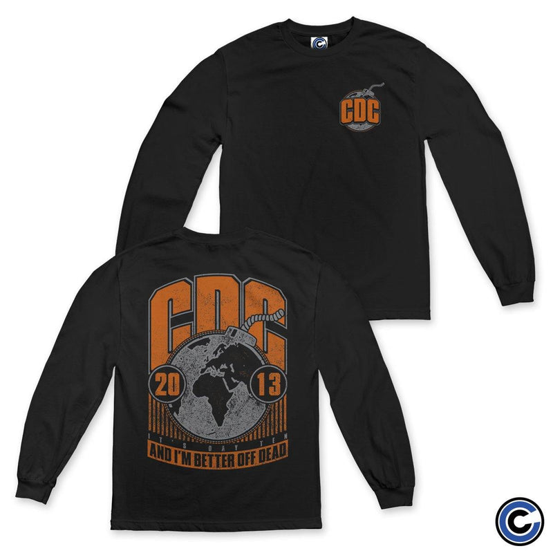 "CDC ""Bomb"" Long Sleeve"