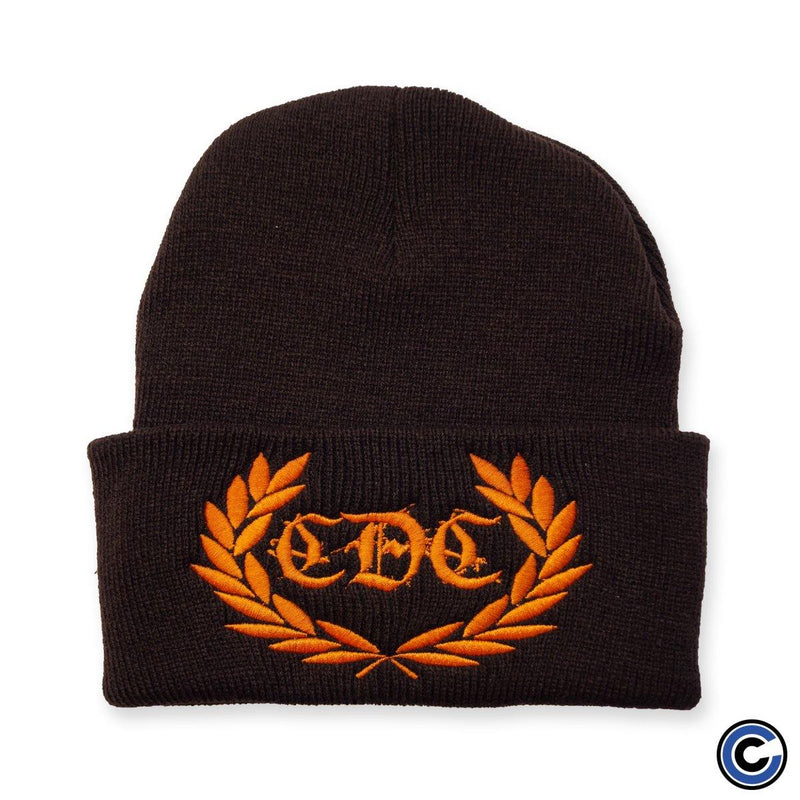 "Buy Now – CDC ""Crest"" Beanie – Cold Cuts Merch"