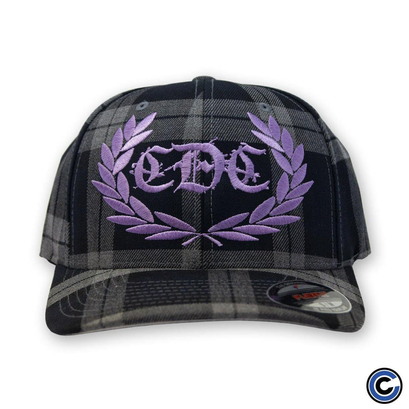 "CDC ""Crest"" Plaid Snapback"