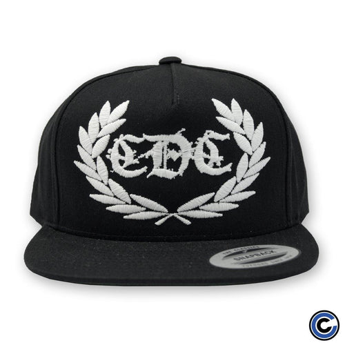 "CDC ""Crest"" Glow In The Dark Snapback"